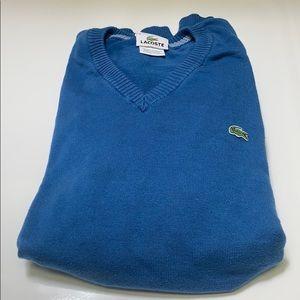 Men's Lacoste sweater size 6